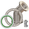 ISO Flanges and Fittings